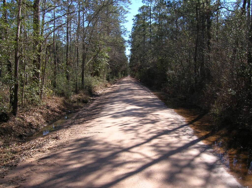 Bragg Road Texas