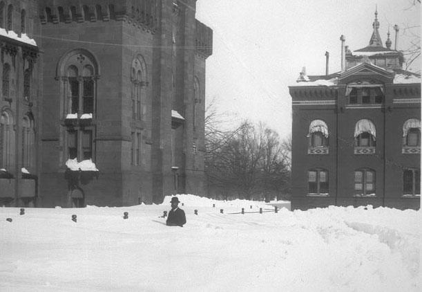 knickerbocker snowstorm 1922
